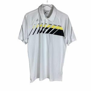 NEW Adidas Golf Mens Short Sleeve Polo Shirt M
